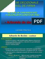 Seminar 8 -Arborele decizional 1-5