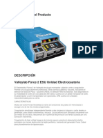 ELECTROBISTURI FORCE 2