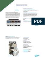 Bovie-IDS 200 -300 electrobisturi