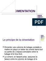 presentation 0cimentation