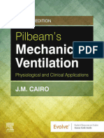 Pilbeam's Mechanical Ventilation Physiological and Clinical Applications.epub