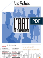 Art Du Management Lesechos