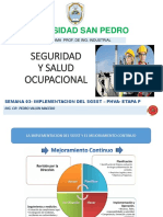 CLASE 03 IMPLEMENTACION DEL SGSST-PHVA-ETAPA DE PLANEAR