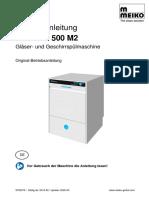 UPster_U_500_M2_Betriebsanleitung