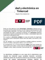 Electrónica con TinkerCad