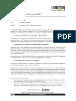 CIRCULAR COLOMBIA COMPRA