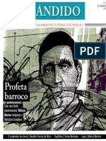 Jornal Candido sobre Wilson Bueno