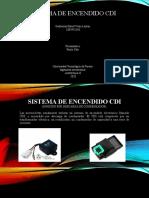 autotronica ensendidos CDI