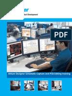 Altium Designer Training for Schematic Capture and PCB Editing