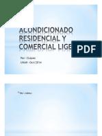 AIRE ACONDICIONADO RESIDENCIAL BY C.LOPEZ