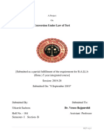 A Project of Law of Tort.pdf