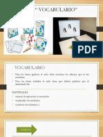 wisc v - vocabulario