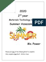 2nd mtw summerassessment 2020