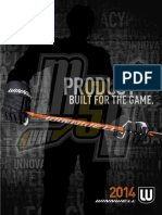 Winnwell 2014 Hockey Equipment Catalog