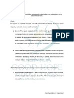 Informativo Psicologico en el contexto de la Pandemia actual