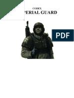 Codex -- Imperial Guard
