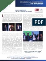 Article AUF