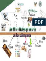 Análisis físicoquímicos de los alimentos