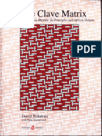 David Peñalosa - The Clave Matrix