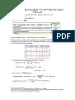 Ejercicio de cálculo de diseño de un pequeño sistema eólico