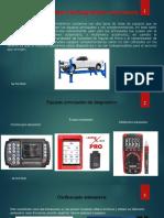 1.7 Principales herramientas de diagnostico  automotriz