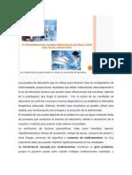 interferencias medicamentos y pruebas de laboratorio