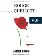 Rouge coquelicot - Amelie Brizio