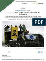 O afeto racista como virtude no Brasil de Bolsonaro _ JesseSouza