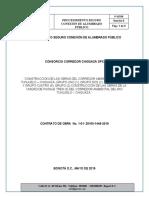 P-SST09 Proc Conexion de alumbrado publico 2