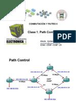 Clase 1 Path Control & PBR