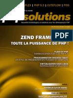 Zend Framework PHP Magazine