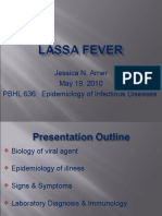 Lassa Fever Presentation