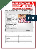 Ejercicios-de-Clasificación-de-Palabras-para-Quinto-de-Secundaria