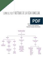 CONFLICTOS Y RUTINAS DE LA VIDA FAMILIAR