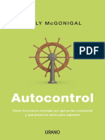 Autocontrol (Crecimiento personal) (Spanish Edition)