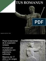 Exercitus romanus
