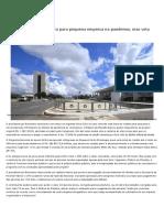 Bolsonaro sanciona crédito para pequena empresa na pandemia, mas veta carência — Senado Notícias