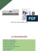 La Empresa como organizacion
