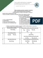 TALLER COMPLETO DE ALCANOS-ALQUENOS-ALQUINOS SJB-2011