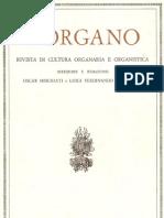 Marco Bolzani, L'organo Facchetti per Il Monastero di S. Benedetto di Polirone (1552)