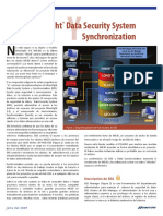 DATASECURITY SYSTEM SYNCHRONIZATION
