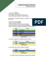 TALLER  REGISTROS CONTABLES CON RETENCONES N. 5