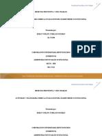 medicina preventiva- flujograma