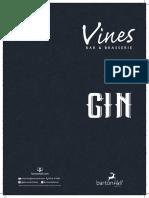 Vines-Gin-Menu