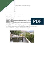 CRONOGRAMA DE FUMIGACIONES EN EL PTAR