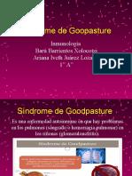 Síndrome de Goopasture