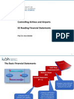 Part2 Reading Financial Statements