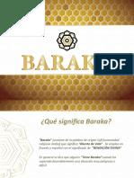 PRESENTACION BARAKA ( PRODUCTOS DERIVADOS DE LAS ABEJAS)