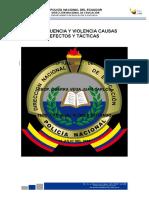 DEBER MAPA CONCEPTUAL DELINCUENCIA arregalda