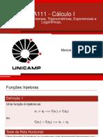 Aula2 - Funções Inv Trig Exp Log